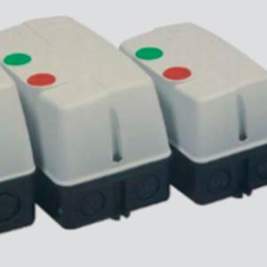 Chave de Partida para Proteção de Motores